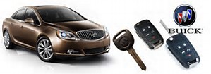Buick Car Key Replacement